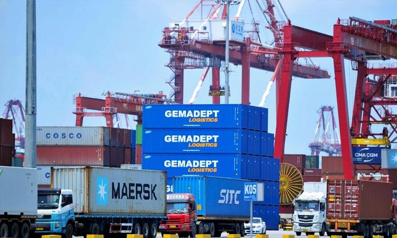 Les produits visés par ces taxes bénéficient de «transferts de technologies forcés», une pratique dont les autorités américaines accusent la Chine. Ph : AFP