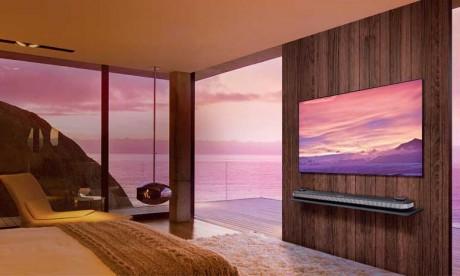 LG met sur le marché marocain  le plus fin téléviseur au monde