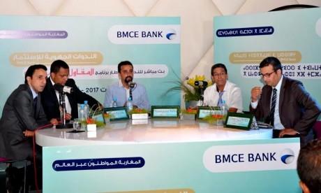 BMCE Bank inaugure à El Jadida son cycle de séminaires en faveur des MRE