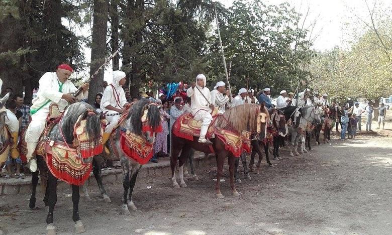 Troisième Festival national Fazaz du patrimoine amazigh
