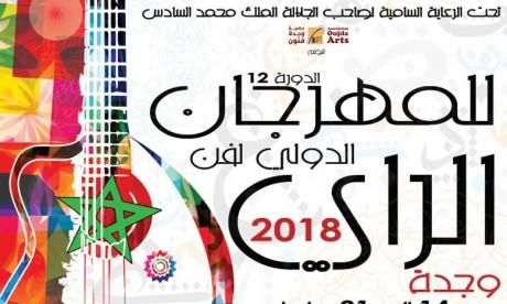 Douzième édition du Festival international du raï