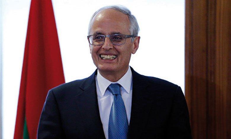 Abdelahad Fassi Fehri, Ministre de l'Aménagement du Territoire National, de l'Urbanisme, de l'Habitat et de la Politique de la Ville.