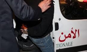 Arrestation d'une bande spécialisée dans le vol des motos