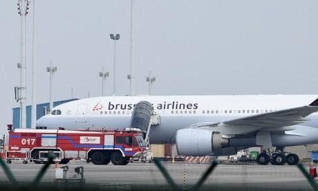 La Belgique ferme son espace aérien à cause d'un problème informatique