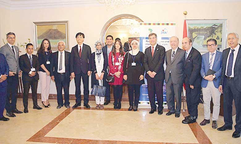 Le programme «ABE Initiative For the Youth» est une occasion à saisir pour renforcer les relations entre les deux pays. Ph.MAP