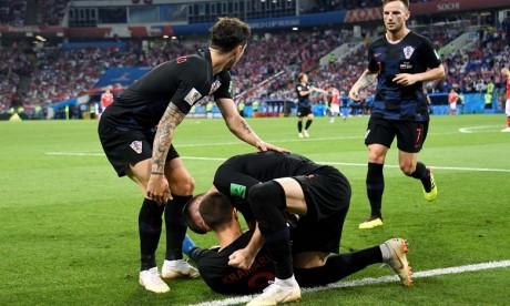 La Croatie affrontera la France en finale