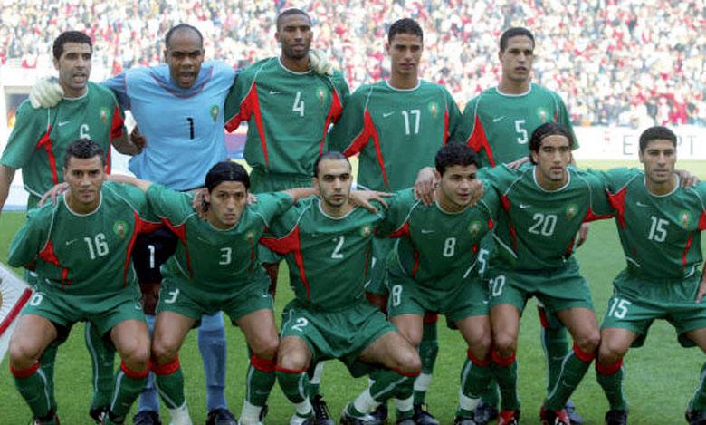 Le Maroc génération 2004 affronte à Larache une équipe de stars brésilienne