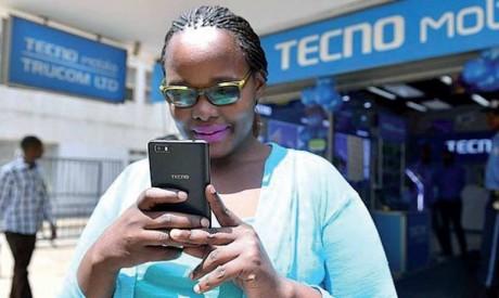 Plus de la moitié de l'Afrique subsaharienne sera connectée  à l'horizon2025