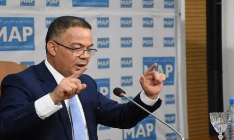 Fouzi Lekjaa n'abandonnera pas les poursuites contre Youssef Rossi