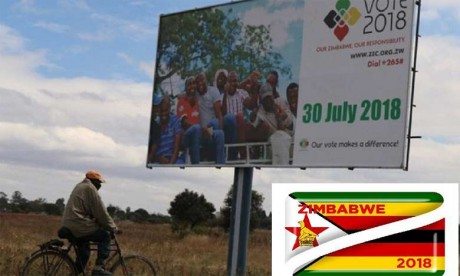 Les Zimbabwéens se rendent ce lundi aux urnes pour un scrutin historique