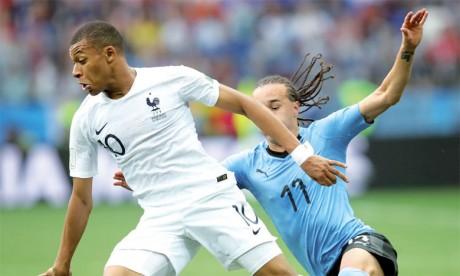 Un premier choc France-Belgique  au goût de derby
