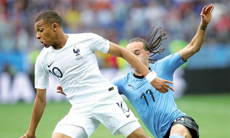 Kylian Mbappé sera l'arme principale des Bleus en pointe.