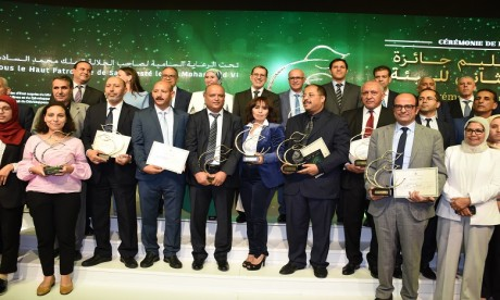 Prix Hassan II pour l'environnement, the winners are...
