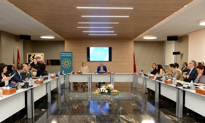 Le projet «Examen de l'OCDE sur l'administration numérique au Maroc» s'inscrit dans le cadre du programme pays Maroc-OCDE, signé en juin 2015, et a, pour objectif, de favoriser l'usage efficient des TIC au service des programmes et politiques de réforme du secteur public, de développement territorial et de cohésion sociale. Ph : DR