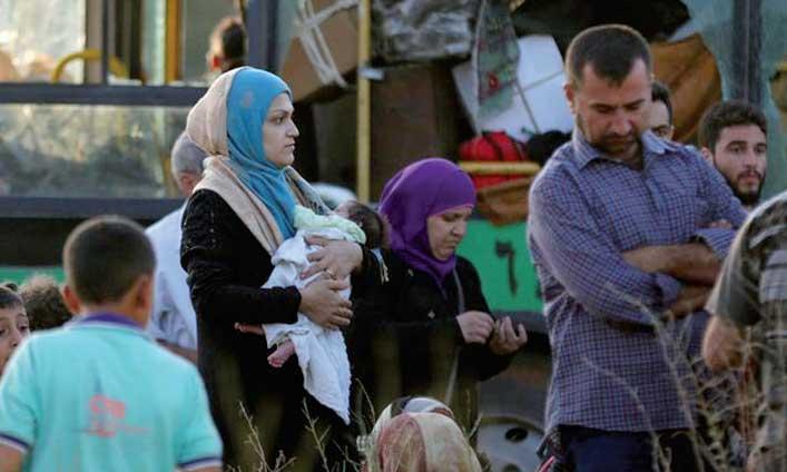 L'ONU réclame un corridor de sécurité pour 140.000 réfugiés