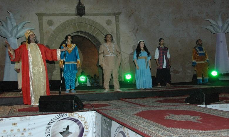 représentation marocaine
