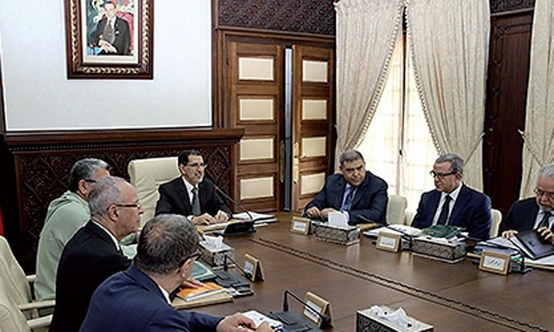Adoption d'un projet de décret fixant les attributions des directions centrales de la DGSN
