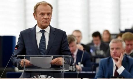 Guerre commerciale : l'UE appelle à l'apaisement