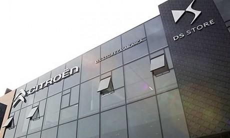 Inauguration du premier DS Store au Maroc