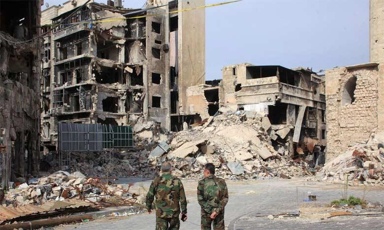 Au moins 54 personnes ont été tuées dans des attentats-suicides et attaques des villages du sud de la Syrie perpétrés par le groupe terroriste autoproclamé «État islamique».                                                                                                                                                                Ph. DR