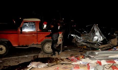 Un total de vingt-sept personnes  tuées dans des accidents de la circulation