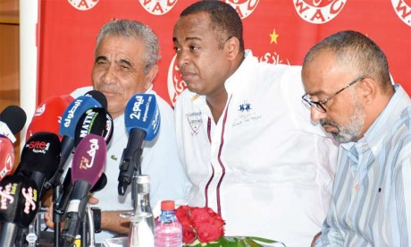 Abdelhadi Sektioui assure l'intérim après  le départ de Faouzi Benzarti