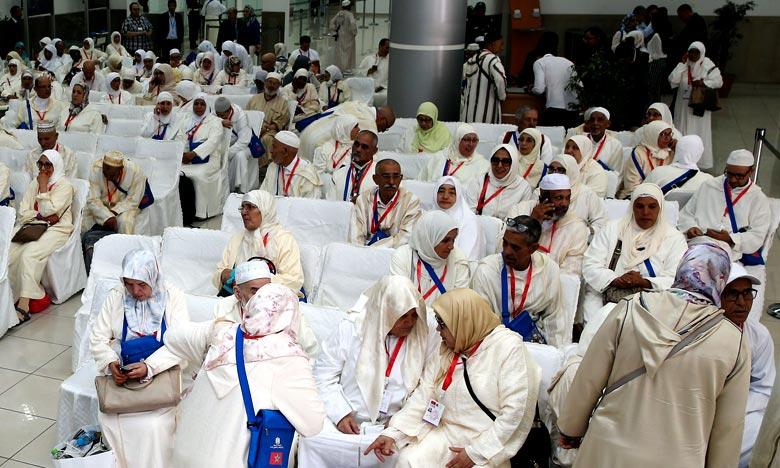 L'ensemble des pèlerins ont accompli leurs rites ou sont sur le point d'achever le dernier d'entre eux, à savoir Tawaf Al-ifada. Ph : MAP