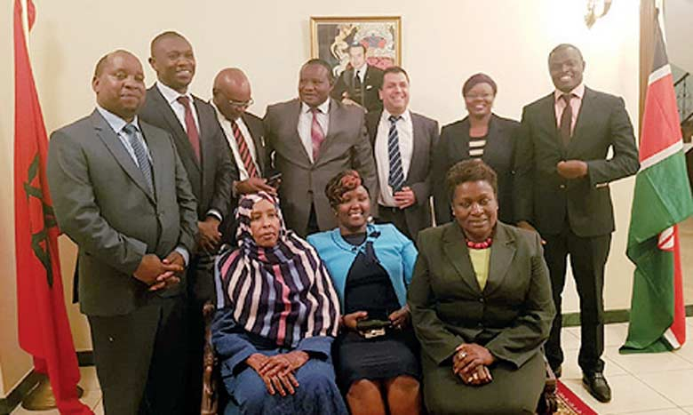 Création de la commission parlementaire mixte maroco-kényane