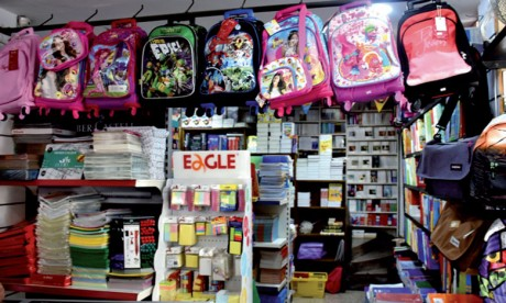 Le casse-tête des fournitures scolaires