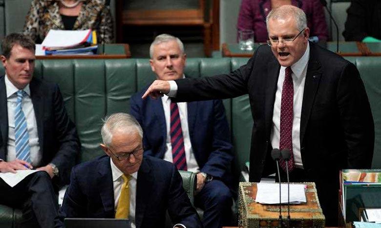 Scott Morrison devient le 30e Premier ministre en Australie