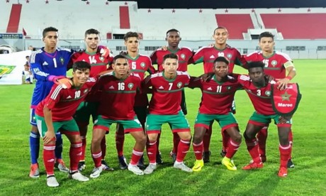 CAN U17 : le Maroc se qualifie à la phase finale