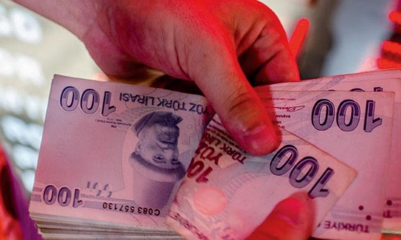 Les économies émergentes fragilisées par la débâcle de la livre turque
