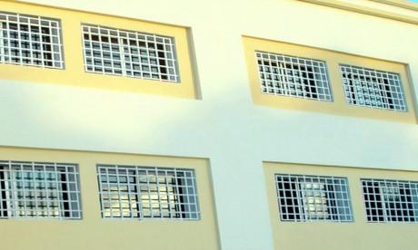 Tentative d'évasion avortée de deux détenus