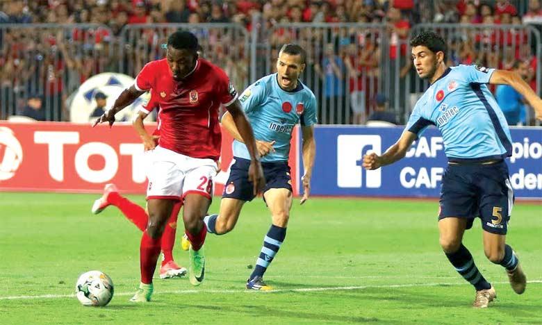 Le match Wydad de Casablanca-Al Ahly de Tripoli n'aura pas lieu vendredi