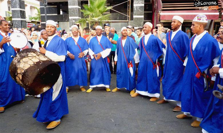 Coup d'envoi de la 4e édition du Festival «Karane,  culture et traditions»
