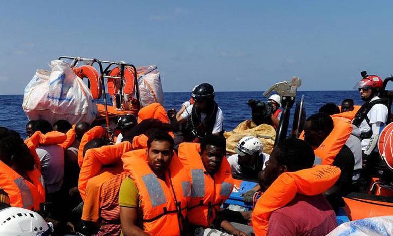 La Grèce et l'Italie sont les deux pays où débarque la majorité des demandeurs d'asile en Europe.