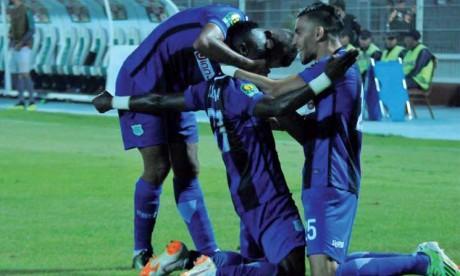 Le Difaâ bat le MC Alger et ravive ses chances de qualification