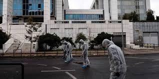 Explosion près d'Athènes, pas de victimes