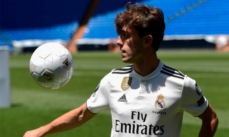 Real Madrid : Odriozola a une mince chance de participer à la Supercoupe d'Europe