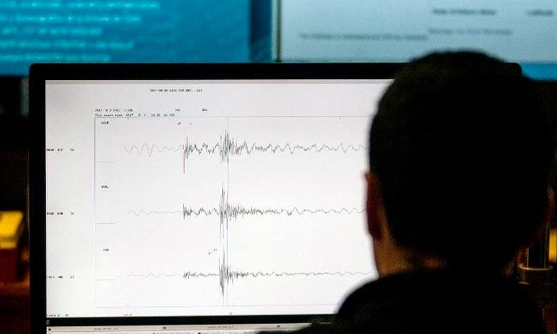 L'épicentre a été localisé à environ 370 kilomètres à l'est de la capitale Nouméa, à 10 kilomètres de profondeur. Ph : AFP