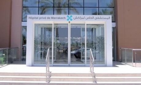 L'Hôpital privé de Marrakech cédé au britannique KMR pour 500 millions de DH