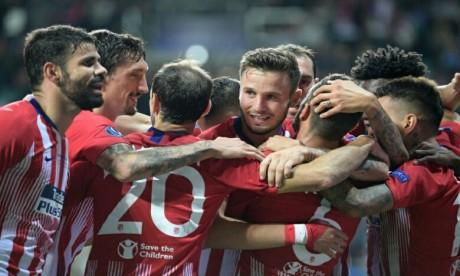 L'Atlético décroche la Supercoupe d'Europe