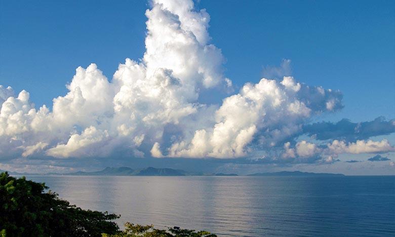 Temps chaud et nuages instables ce jeudi