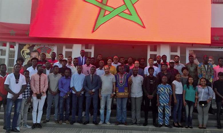 L'AMCI et la CESAM débattent du rôle de la jeunesse  dans la coopération Sud-Sud