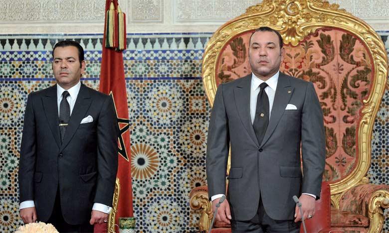 17 juin 2011: S.M. le Roi Mohammed VI adresse un discours à la Nation à l'occasion de la nouvelle Constitution et annonce la création du Conseil de la jeunesse et de l'action associative.  Ph. MAP
