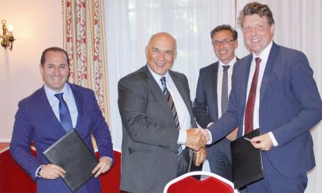 Le Groupe OCP et l'Institut «Fraunhofer IMWS» signent un Mémorandum d'entente pour le développement d'une industrie durable des engrais