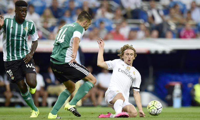 Luka Modric ne quitte pas le Real