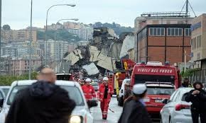 Pont effondré à Gênes: le bilan monte à 40 morts confirmés