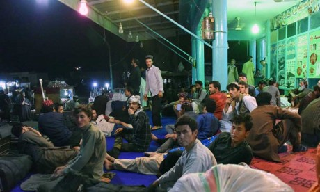Les armes se taisent  à Ghazni, mais la peur demeure