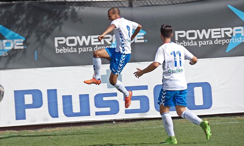 Le milieu de terrain de 19 ans, Ayoub Abou a résilié son contrat actuel avec le Getafe FC et a conclu un accord avec le club merengue pour les quatre prochaines saisons. Ph : DR
